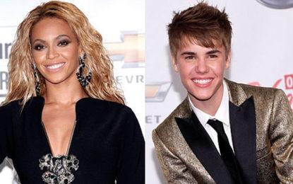 බියොන්සේ සහ ජස්ටින් 'MTV Europe Music Awards' සම්මාන උලෙළේ තරු වෙයි