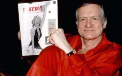 Playboy සඟරාවේ නිර්මාතෘ හියු හෙෆ්නර් මියයයි..