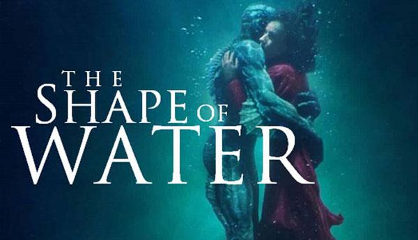 ඔස්කාර් උළෙලේ හොදම චිත්රපටය The Shape Of Water