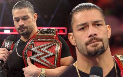 WWE ශූර රෝමන් රේන්ස් සුපිරි හොලිවුඩ් චිත්රපටයක…