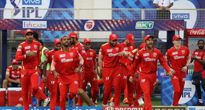 IPL ඊයේ ජය පන්ජාබ් කින්ග්ස් පිළට